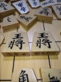 蜂須賀作 淇洲 彫駒