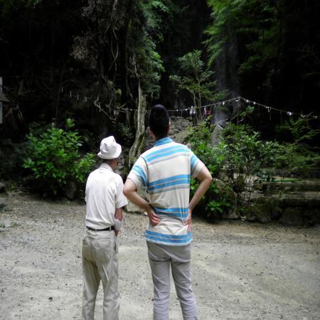 桃尾の滝20140813