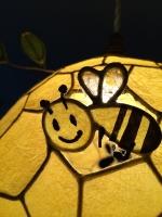 蜂の巣ペンダントミエル
