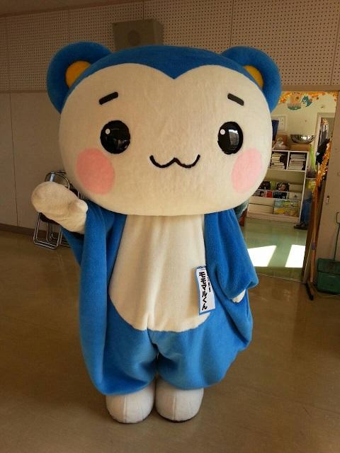 モモマル君(下冨野児童館バザー)