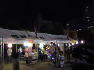 じょうの夏祭り(夜)