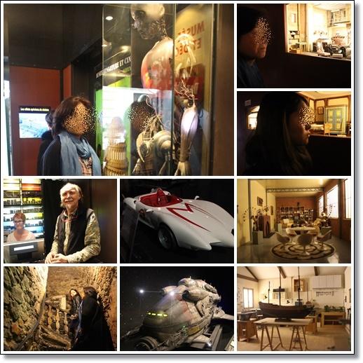 リヨン 映画の館