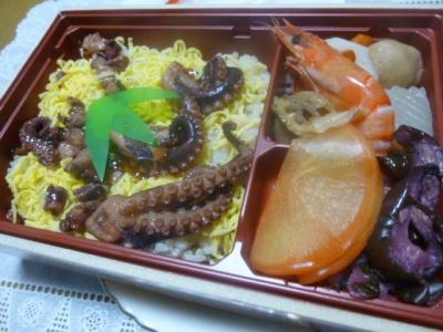 たこ飯 (3)