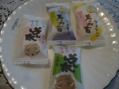 たぬき煎餅 (4)
