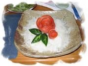 レシピ作成:ラップロール鶏ハム&参考デコレ (2)