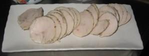 レシピ作成:ラップロール鶏ハム&参考デコレ (9)