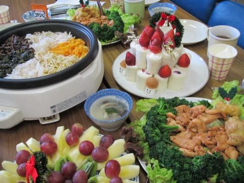 韓国料理パーティーしましょ♪
