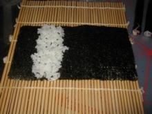 レシピ 飾り巻き寿司 こいのぼり (8)