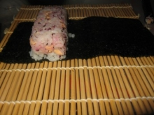 レシピ 飾り巻き寿司 こいのぼり (9)