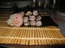 レシピ 飾り巻き寿司 こいのぼり (10)