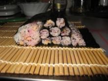 レシピ 飾り巻き寿司 こいのぼり (11)