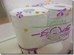 補充用トイレットペーパーのキレイな仕舞い方1