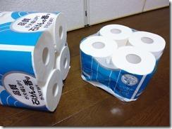 補充用トイレットペーパーのキレイな仕舞い方5