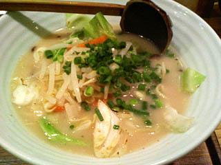 061207麺屋勝水_野菜
