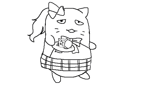 ぴにゃこら太 (8)