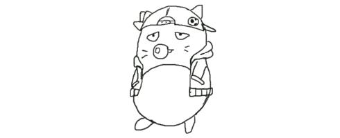 ぴにゃこら太 (18)