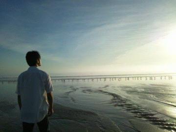 下津の浜① (2)