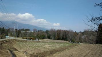伊那谷の春⑦