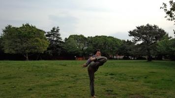 蹴り (3)