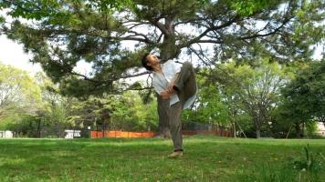 木々の下 (5)