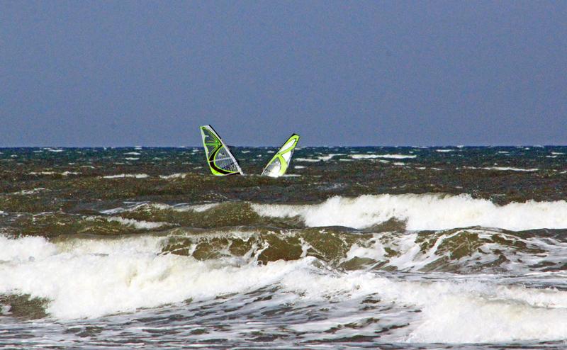 ウインドウサーフィン