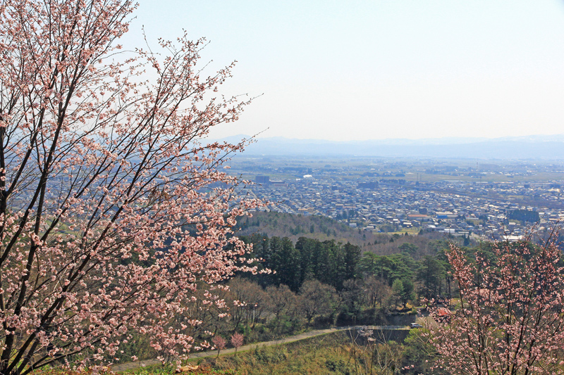 春日山城跡3