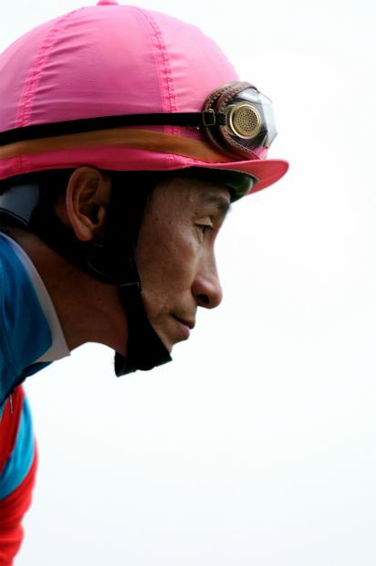 横山典弘騎手