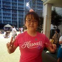 ハワイのTシャツ
