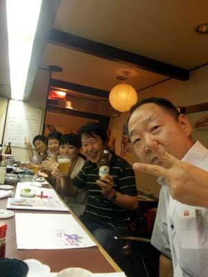 2014-7堀尾さん、ウルルちゃ