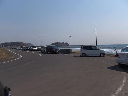イタンキ浜より2