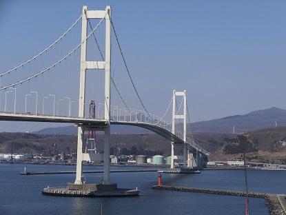 大橋展望台9
