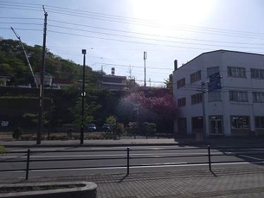 旧駅舎前3