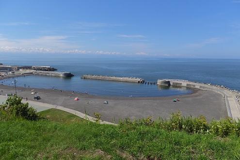 厚田ビーチ