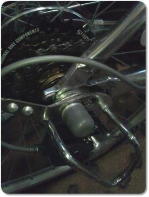 丸石自転車6段ギヤ