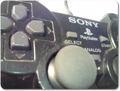 PS2コントローラー純正の中古4