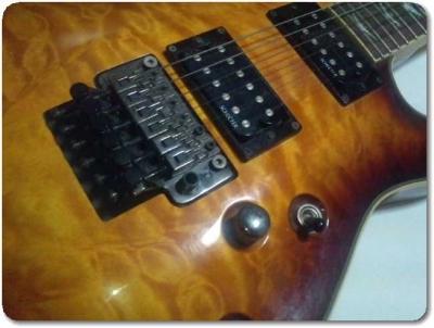 シェクターギターダイヤモンドシリーズ1