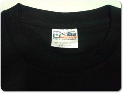 楽天市場の問屋街半袖Tシャツ感想8
