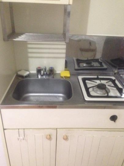 一人暮らしのキッチン収納 ...