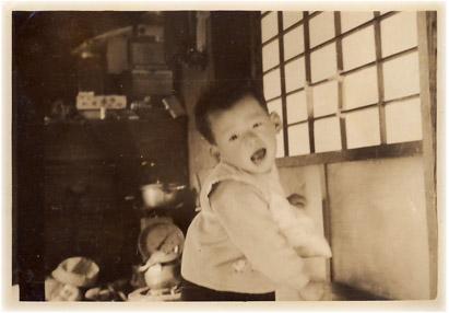 古い写真小