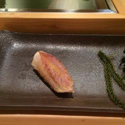キレイなお寿司・・・
