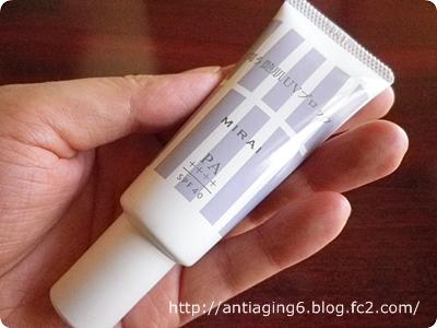 潤う艶肌UVブロックは「乾かないUVクリーム」