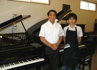伊藤ピアノ工房1