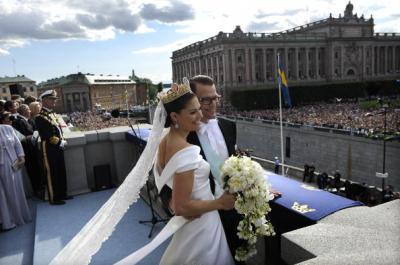 スウェーデン王女結婚03