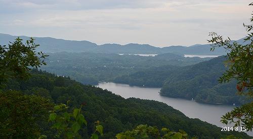 s-檜原湖と小野川湖20140815