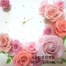 花時計 贈呈品 ブライダル プレゼント 贈り物