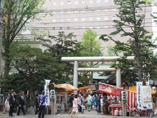 三吉神社例大祭2014