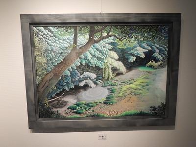 H26年6月五十嵐鉛筆画展 007