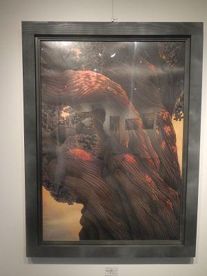 H26年6月五十嵐鉛筆画展 008