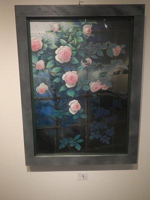 H26年6月五十嵐鉛筆画展 009