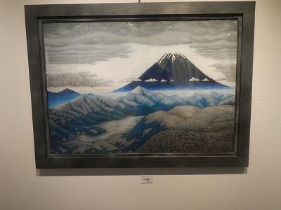 H26年6月五十嵐鉛筆画展 010